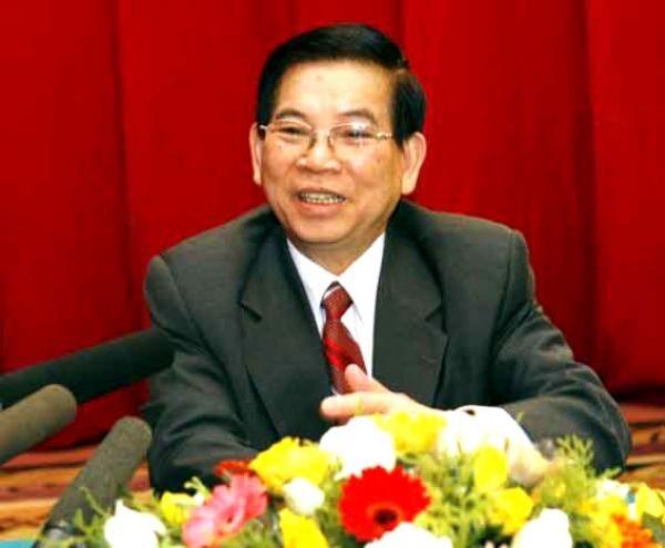 Abzeichen für 50 Jahre Parteimitgliedmitgliedschaft für Ex-Staatspräsident Nguyen Minh Triet - ảnh 1