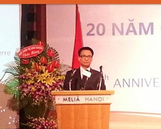 Das Programm über Diplomarbeit zwischen Vietnam und Belgien - ảnh 1