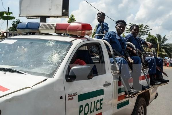 Die UNO ruft zur friedlichen Lösung der Krise in Burundi auf - ảnh 1