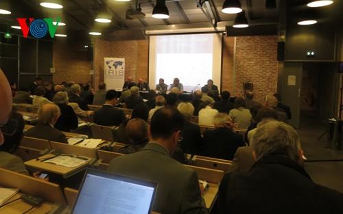 Das Seminar über das Ostmeer in Frankreich - ảnh 1