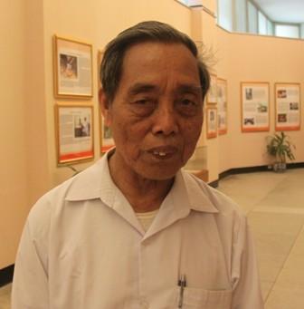 Der Arzt Dang Cat arbeitet nach dem Vorbild Ho Chi Minhs - ảnh 1
