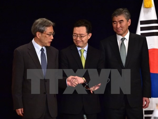 Es ist schwer, die Lage auf der koreanischen Halbinsel zu verbessern - ảnh 1