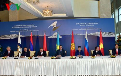 FTA zwischen Vietnam und Eurasische Wirtschaftsunion: Durchbruch in der Wirtschaftszusammenarbeit - ảnh 2