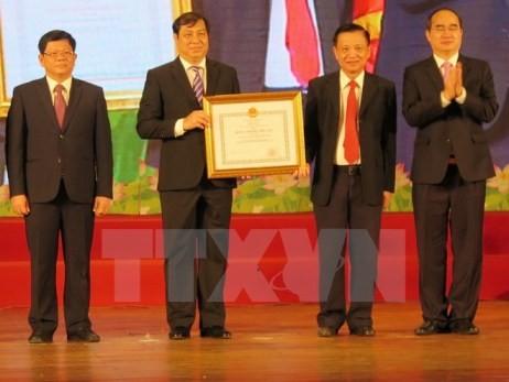 Patriotismus-Konferenz in der Stadt Da Nang - ảnh 1