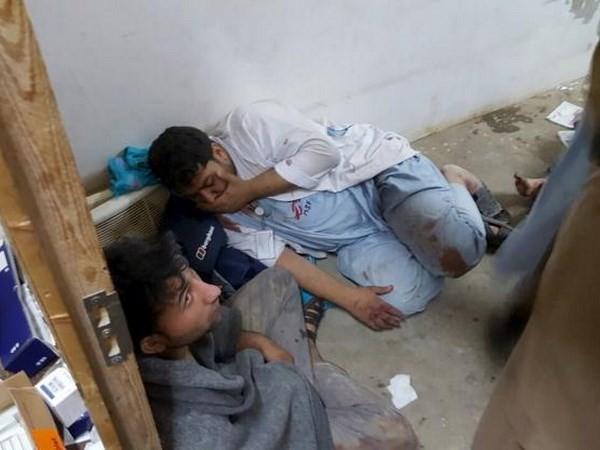 Die USA werden den Luftangriff auf ein Krankenhaus in Afghanistan untersuchen  - ảnh 1