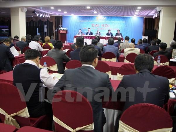 Die vietnamesischen Unternehmen in Russland während der schwierigen Wirtschaftslage verbinden - ảnh 1
