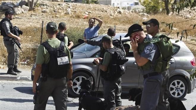 Israel riegelt die Gebiete der Palästinenser in Ostjerusalem ab - ảnh 1