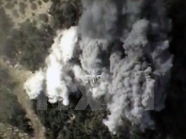 Iran betont seine Rolle in der Allianz mit dem Irak, Russland und Syrien beim Kampf gegen IS - ảnh 1