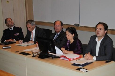 Die Ostmeer-Frage ist das Hauptthema des Seminars über das Meer in Frankreich - ảnh 1