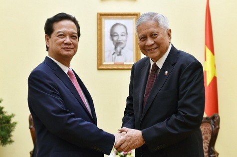 Die vietnamesische Regierung schafft immer günstigere Bedingungen für philippinische Unternehmen - ảnh 1