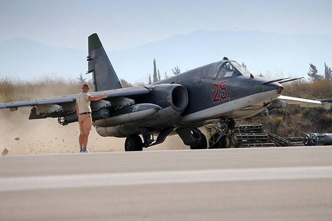 Gemeinsame Militäroffensive Syriens und Russlands erfolgreich - ảnh 1