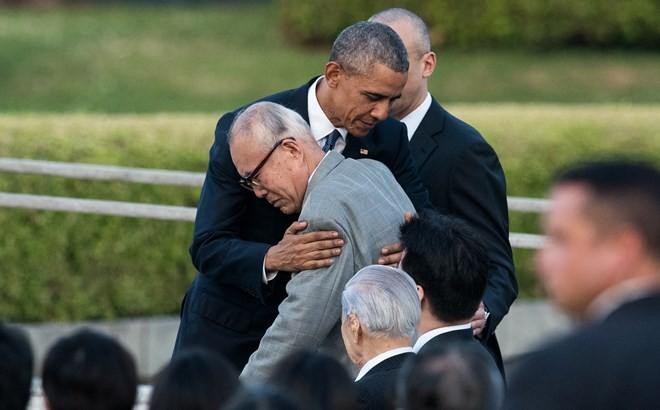 US-Präsident ruft zu atomwaffenfreier Welt auf - ảnh 1