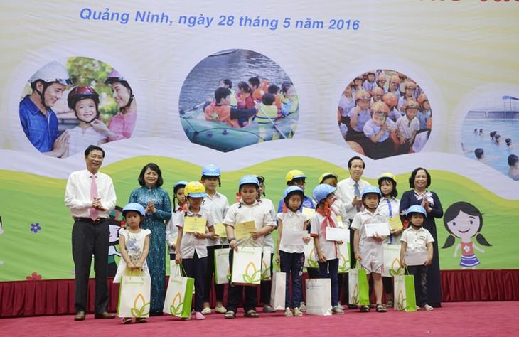 Der Nationalmonat für Kinder 2016 - ảnh 1
