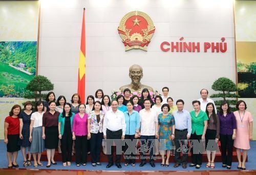 Die Arbeit der Frauenunion Vietnams auf allen Ebene erneuern - ảnh 1
