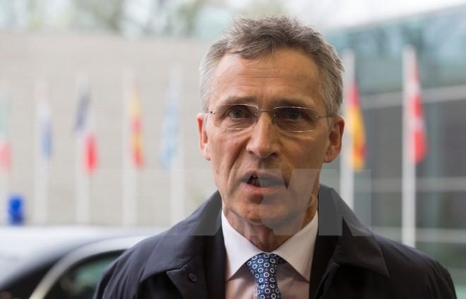 Brexit und die Beziehungen zu Russland sind Hauptthemen beim NATO-Gipfel - ảnh 1