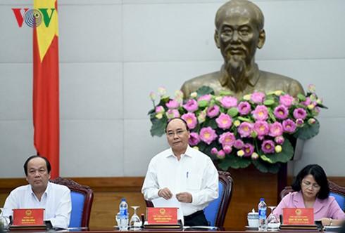 Die Sitzung des Zentralrates für Auszeichnung - ảnh 1