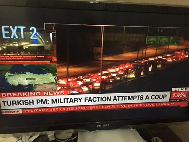 Türkei vereitelt Militärputsch - ảnh 1