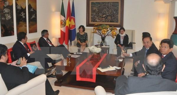 Vietnam intensiviert die Zusammenarbeit zwischen ASEAN und der Pazifik-Allianz - ảnh 1