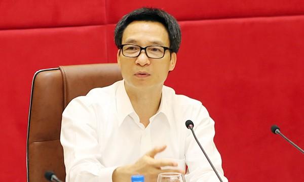 Vize-Premierminister Vu Duc Dam: 2020 sollen 90 Prozent der Einwohner krankenversichert sein - ảnh 1