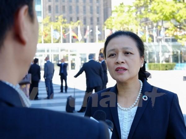 Vietnam: UNO soll den Respekt und das Einhalten der internationalen Gesetze hervorheben - ảnh 1