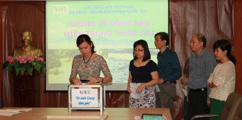 Auslandskanal VOV5 hilft den Bewohnern in Zentralvietnam - ảnh 1