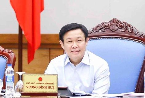 Vizepremierminister Vuong Dinh Hue leitet Sitzung über die Inflationskontrolle - ảnh 1
