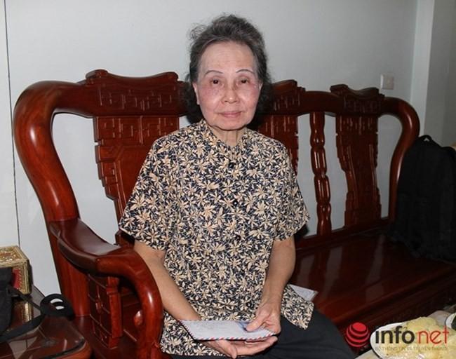 Frau Ta Thi Ngoc Thanh engagiert sich für wohltätige Zwecke - ảnh 1