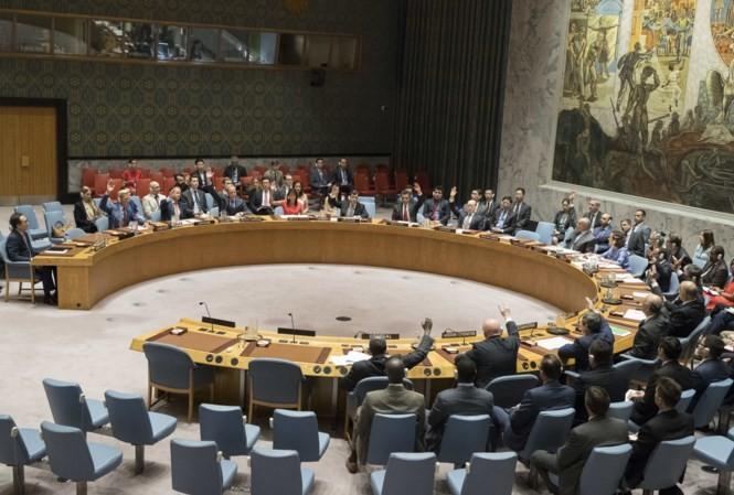 Der UN-Sicherheitsrat verabschiedet neue Resolution zur Verschärfung der Sanktionen gegen Nordkorea - ảnh 1