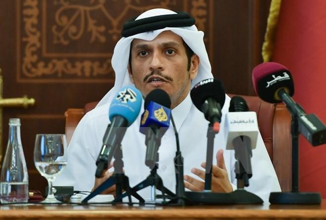 Katar ist bereit für Verhandlung zur Lösung der diplomatischen Krise - ảnh 1