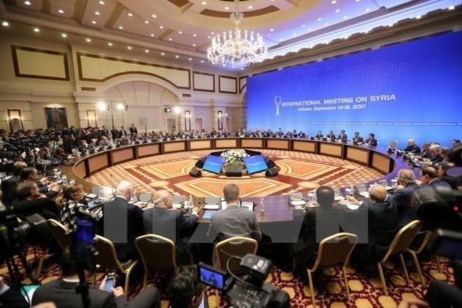 Russland bereitet nationale Dialogkonferenz zu Syrien vor - ảnh 1