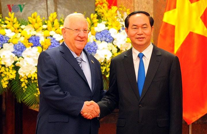 Der Handel zwischen Vietnam und Nahen Osten stiegen 2017 gewaltig - ảnh 1