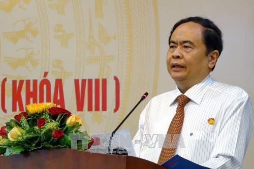 Die vaterländische Front Vietnams engagiert sich für den Kampf gegen Korruption und Verschwendung - ảnh 1