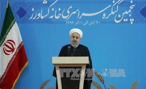 Die iranische Regierung will sich auf die Lösung der Wirtschaftsfrage konzentrieren - ảnh 1