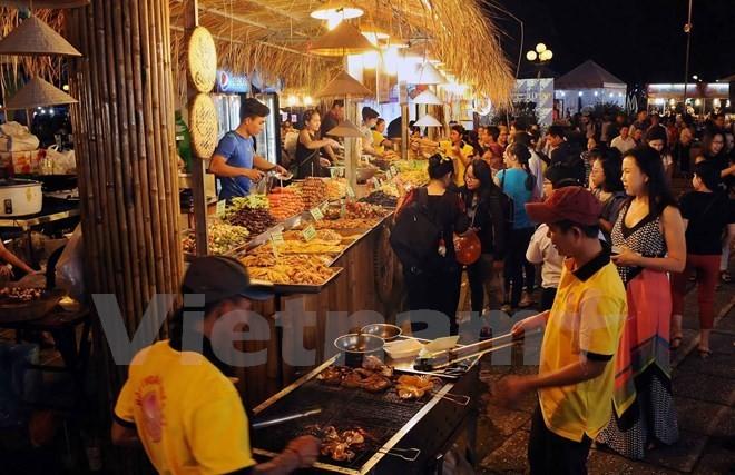 Das Küchenfest für internationale Spezialitäten in Ho Chi Minh Stadt - ảnh 1