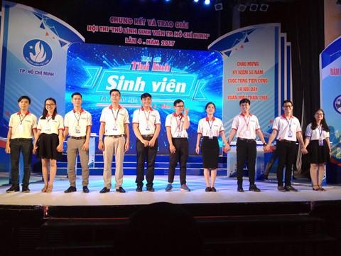 Finale und Preis-Verleihung des Wettbewerbs für Leiter der Studenten in Ho Chi Minh Stadt  - ảnh 1
