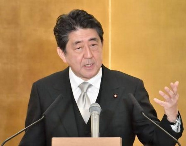 Japans Premierminister: Die USA und Südkorea sollen die Größe des Manövers nicht verkleinern - ảnh 1