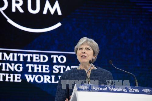 Brexit: Die britische Premierministerin bekräftigt erneut: Kein zweites Referendum für Brexit - ảnh 1