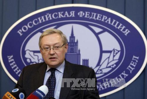 Russland schließt Vergeltung gegen US- Sanktion nicht aus - ảnh 1