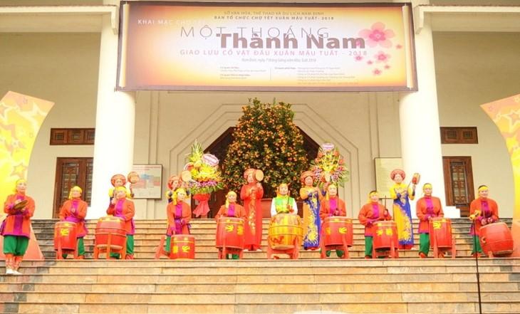 Bewahrung der Kulturschätze der ehemaligen Zitadelle in der Provinz Nam Dinh - ảnh 1