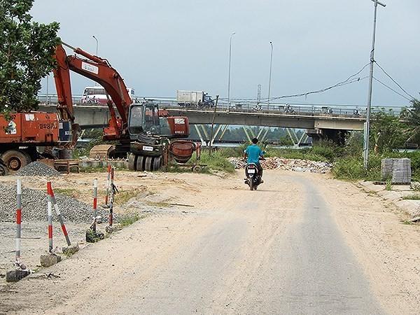 Start der ersten Bauvorhaben zum Jahresanfang in Da Nang - ảnh 1