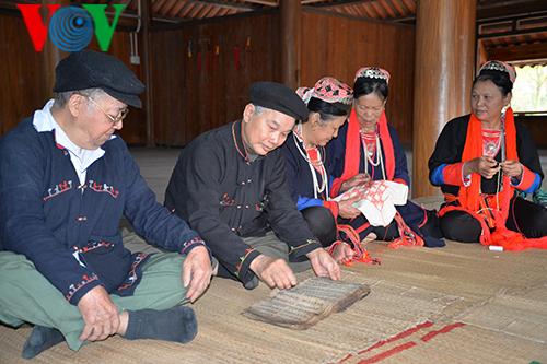 Süße Melodien  zur Freundschaft schließen der Volksgruppe Dao Thanh Y - ảnh 1