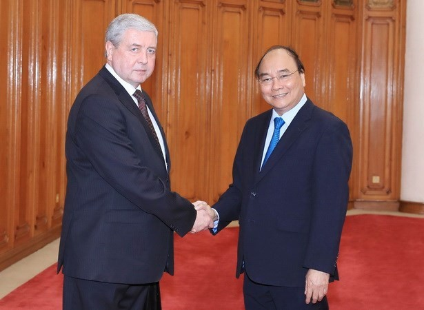 Vietnam will den weißrussischen Unternehmen günstige Voraussetzung für Investitionen anbieten - ảnh 1