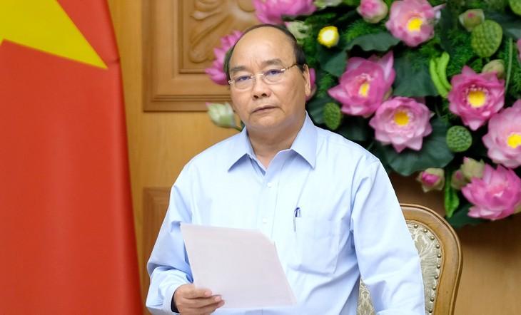 Premierminister Nguyen Xuan Phuc leitet die Sitzung der nationalen Kommission zur Bildungsreform - ảnh 1