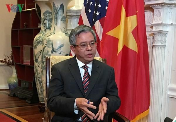 Vertiefung der Beziehungen zwischen Vietnam und den USA - ảnh 1