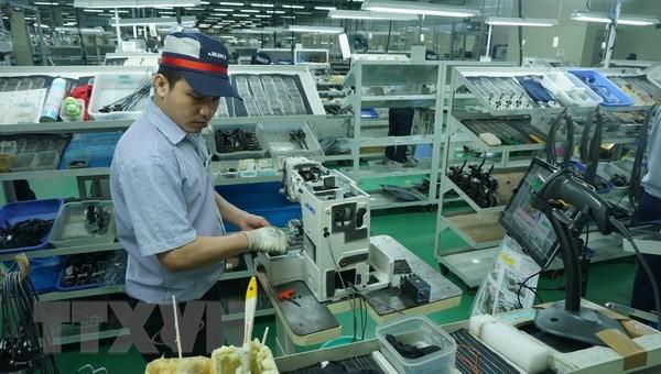 Vietnam nimmt an der Messe für Maschinenbau und Zulieferindustrie in Tokio teil - ảnh 1