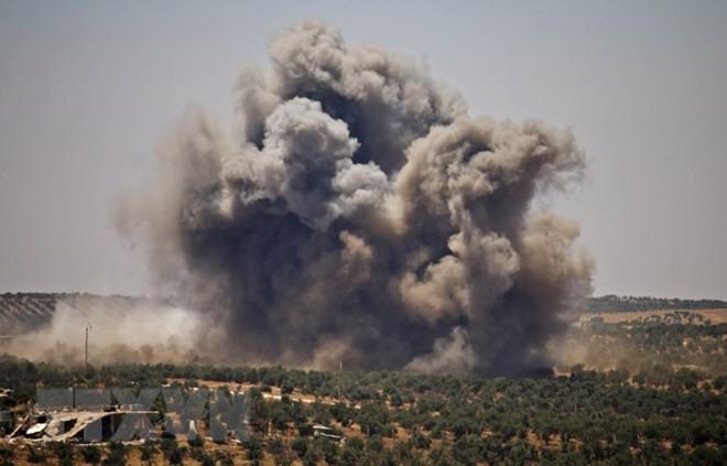 Die syrische Opposition beginnt Verhandlung in Russland - ảnh 1