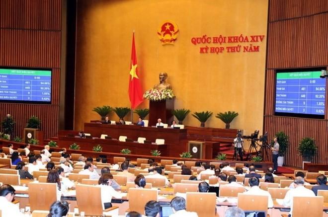 Umsetzung des Programms zur Aufsicht des Parlaments - ảnh 1