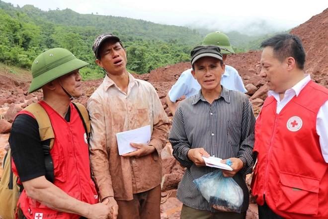 Verstärkung der Kooperation bei Wohltätigkeiten - ảnh 1
