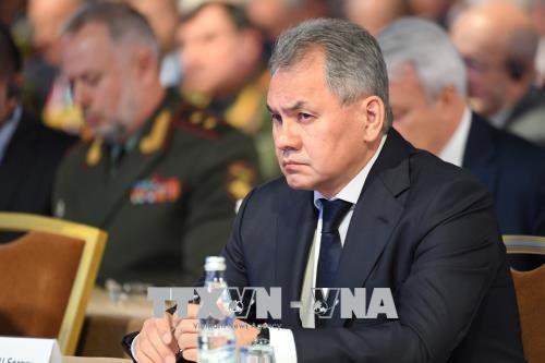 Russland will die militärische Zusammenarbeit mit den USA und NATO verstärken - ảnh 1