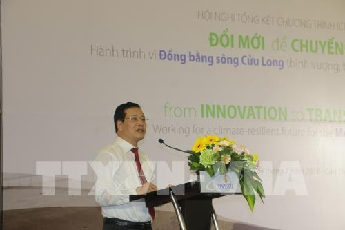 Änderungen für ein wohlhabendes und nachhaltiges Mekong-Delta - ảnh 1